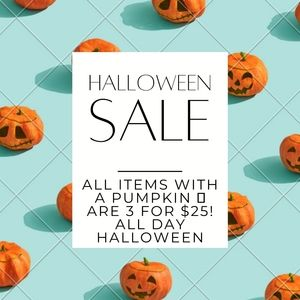Accessories - Halloween sale! Clearance
